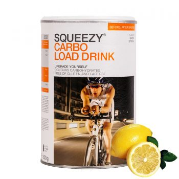 SQUEEZY CARBO LOAD DRINK - carboloading