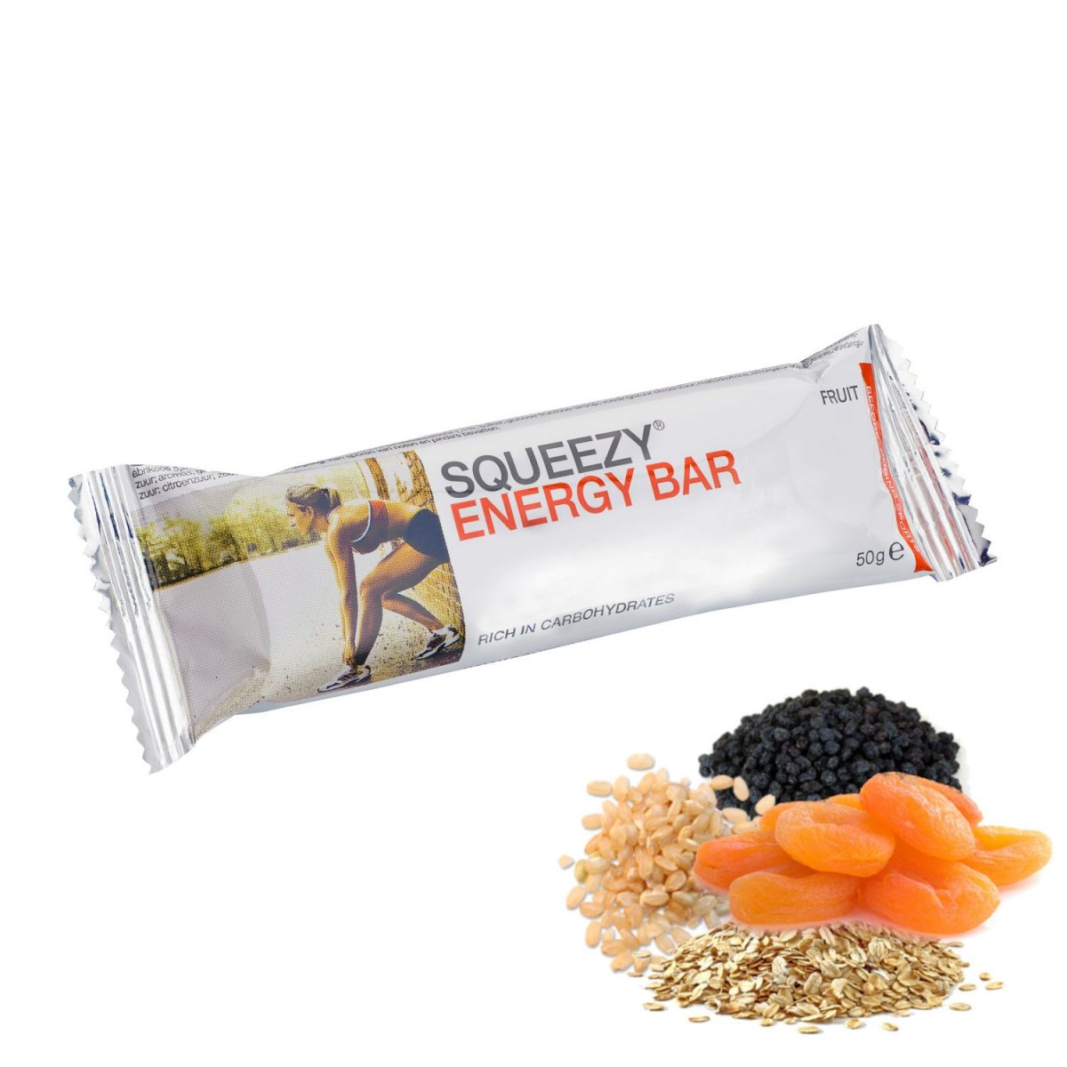 squeezy energy bar