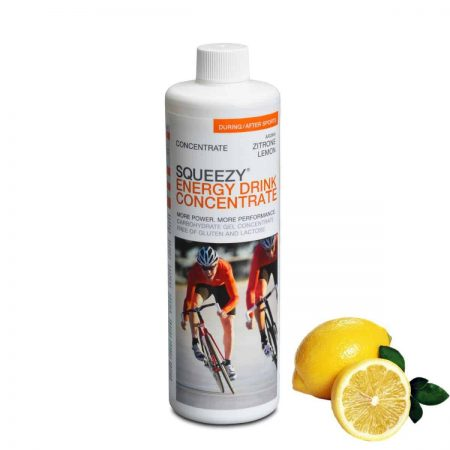 SQUEEZY ENERGY DRINK CONCENTRATE