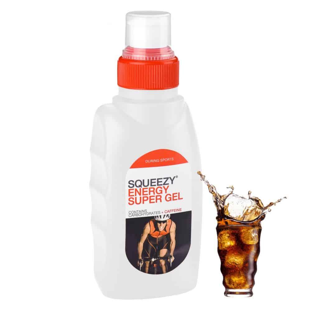 squeezy energy super gel 125 ml