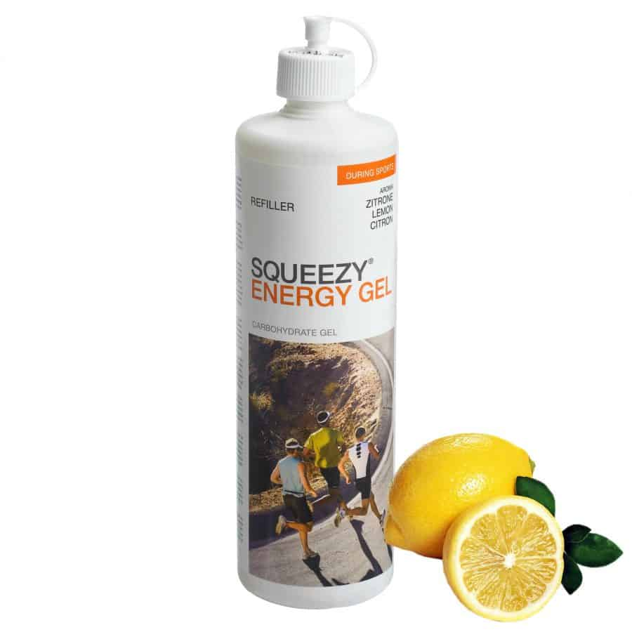 SQUEEZY ENERGY GEL újratöltő