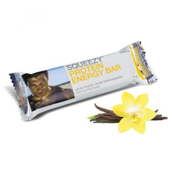 squeezy protein energy bar
