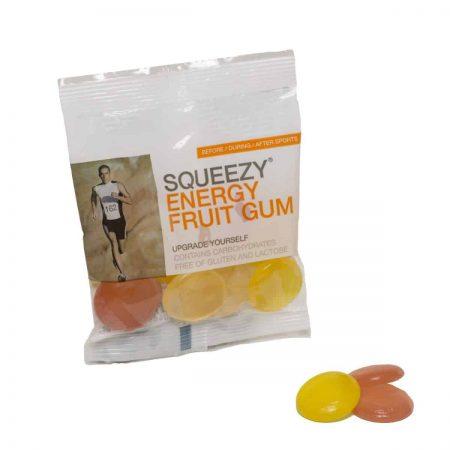 SQUEEZY ENERGY FRUIT GUM