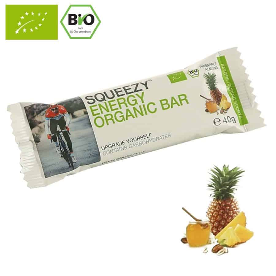 organic bar bio energia szelet