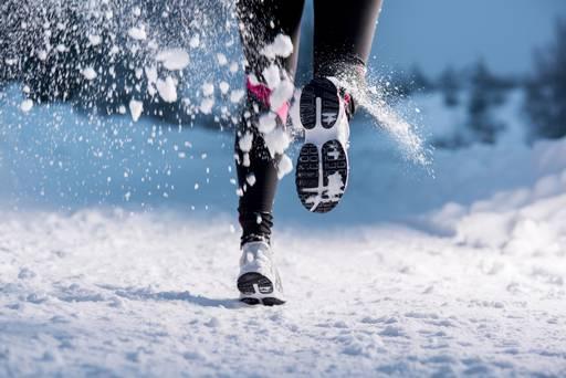 téli edzés
