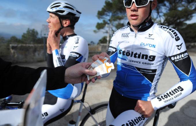 kerékpáros táplálkozás