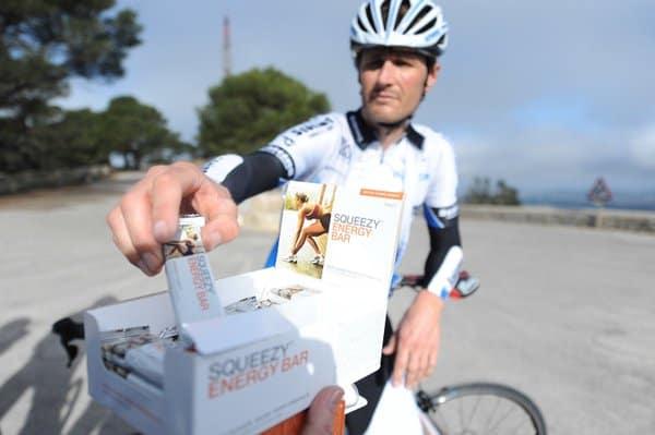 energia szelet kerékpárosoknak