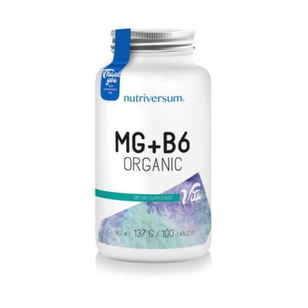 nutriversum vita magnézium tabletta