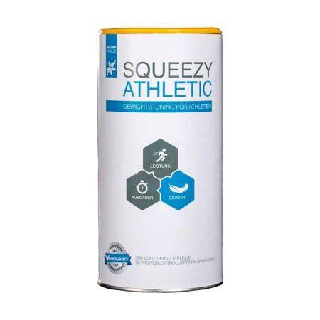 squeezy athletic étkezést helyettesítő vanília