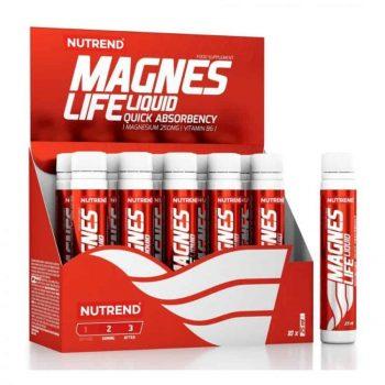 nutrend magneslife magnézium ampulla , ampullás magnézum. Folyékony magnézium.