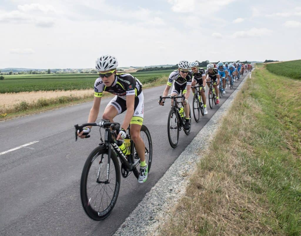 kerékpárosok és a béta alanin