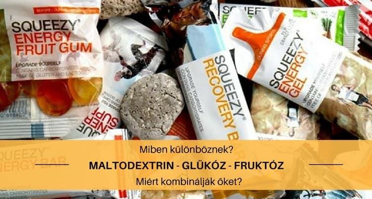 szénhidrátok maltodextrin glükóz fruktóz