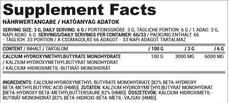 HMB_POWDER_200G_Nutrition_Facts