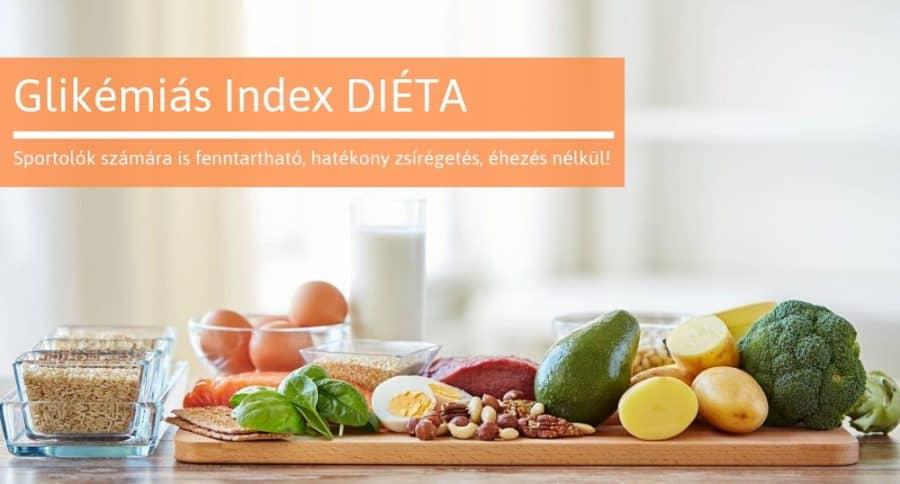 glikémiás index diéta