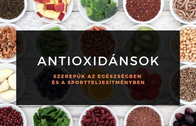 antioxidánsok szerepe