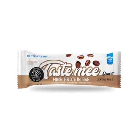 Nutriversum – DESSERT – Taste Mee Protein Bar – 50 g capuccino