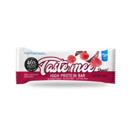 nutriversum taste me protein bar fehérje szelet