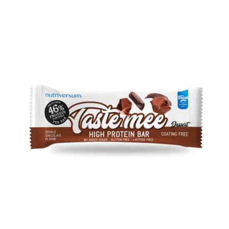 Nutriversum – DESSERT – Taste Mee Protein Bar – 50 g dupla csiki