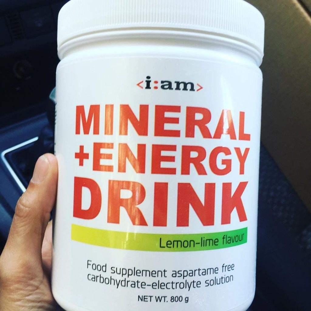 i:am MINERAL + ENERGY DRINK
