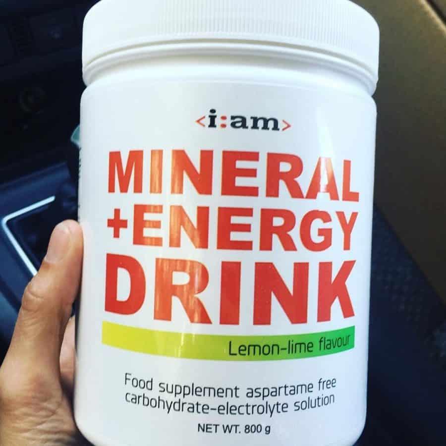 i:am MINERAL + ENERGY DRINK enduraid sportital, i am sportital