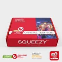 squeezy challenge roth test box