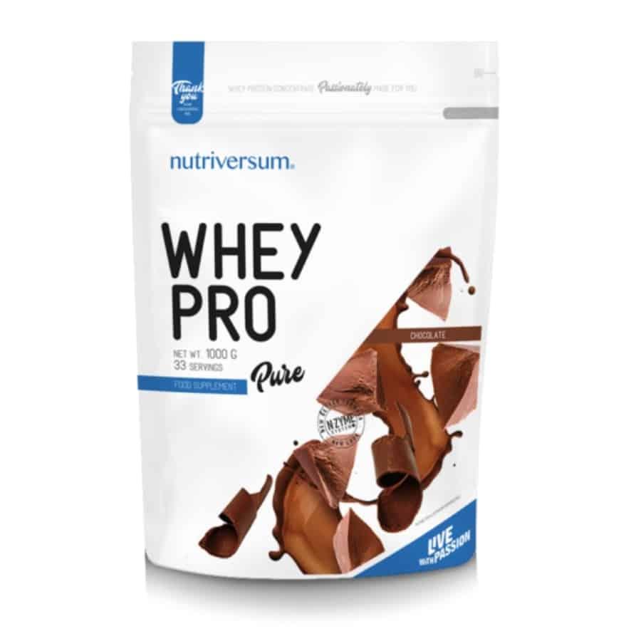 Nutriversum - PURE - Whey PRO - 1 000 g