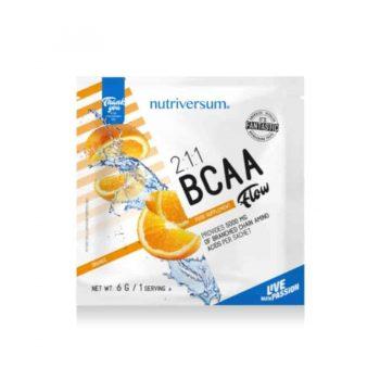 Nutriversum - FLOW - 2:1:1 BCAA - 6 g narancs