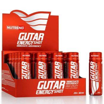 nutrend gutar energy shot élénkítő