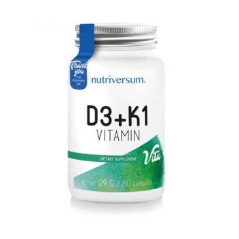 nutriversum d3 k1 vitamin
