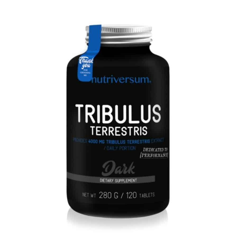 Nutriversum - DARK - Tribulus Terrestris - 120 tabletta