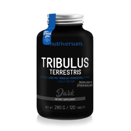 Nutriversum - DARK - Tribulus Terrestris - 120 tabletta