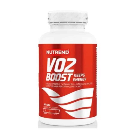 NUTREND VO2 BOOST 60 TABLETTA