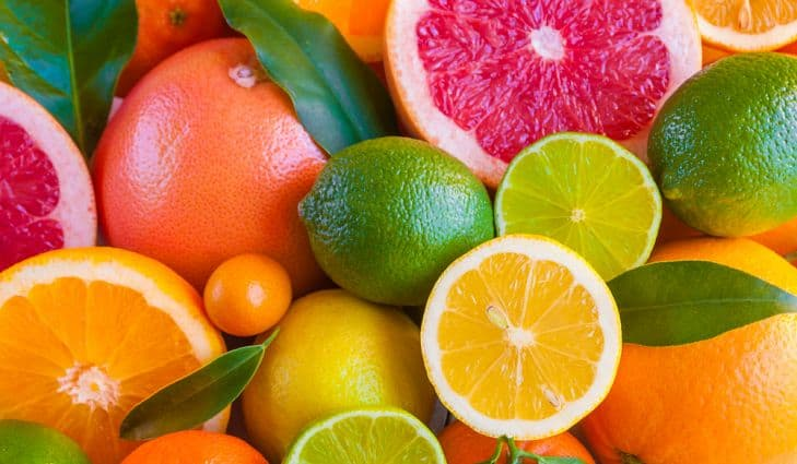 citrusfélék növényi kollagén