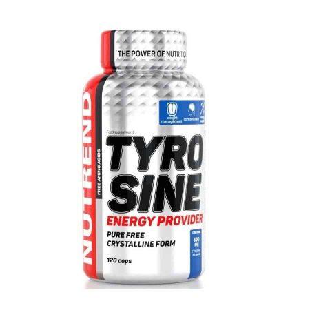 nutrend tirozin kapszula