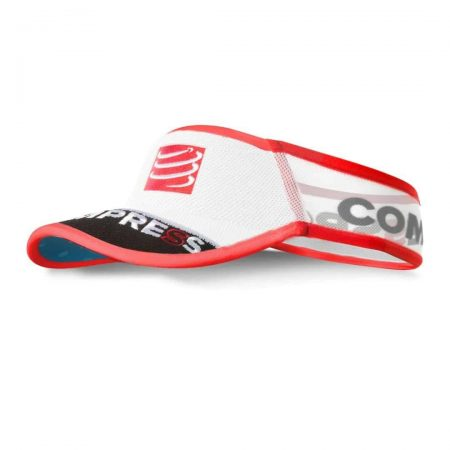 Compressport Visor Ultralight fehér