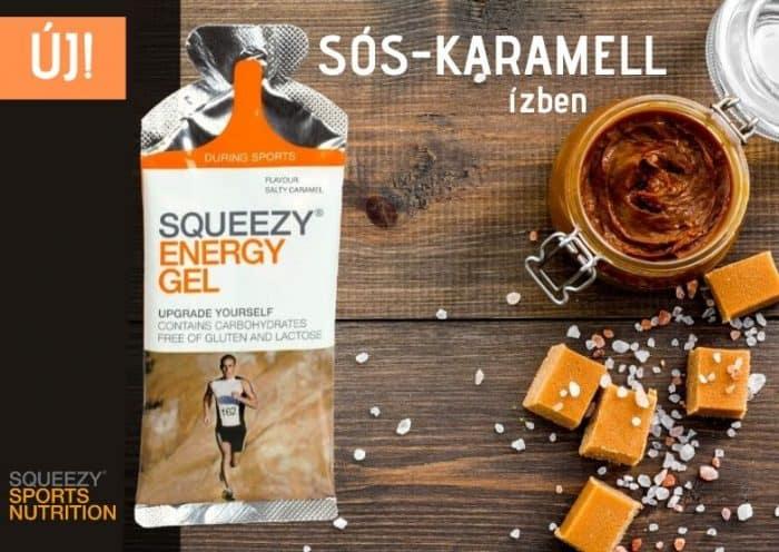 squeezy energy gel sós karamell