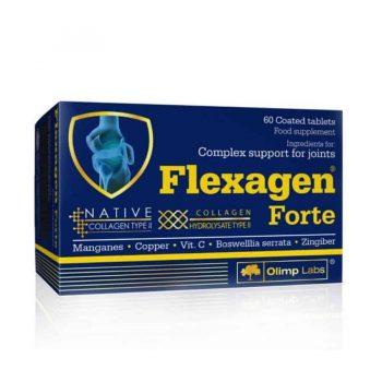 OLIMP Flexagen Forte- 60 tab - 2-es típusú kollagén