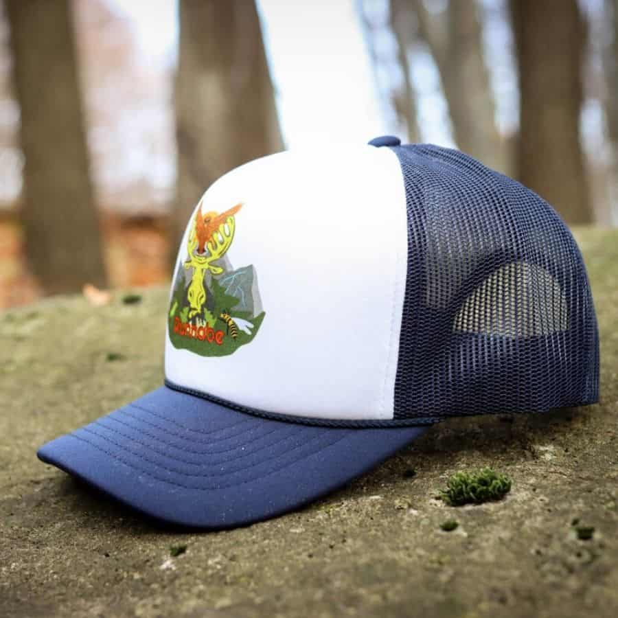 runnabe nature cap blue_