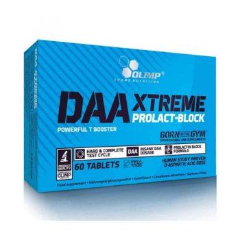 Olimp DAA Xtreme Prolact-Block - 60 tabletta - tesztoszteron fokozó