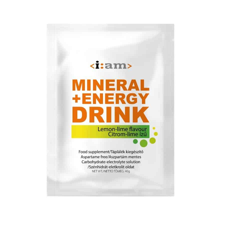 i am mineral energy drink 40g