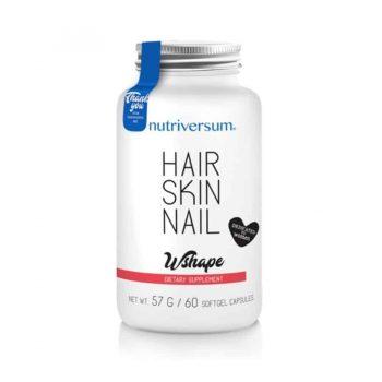 nutriversum hair skin nail hajápolás