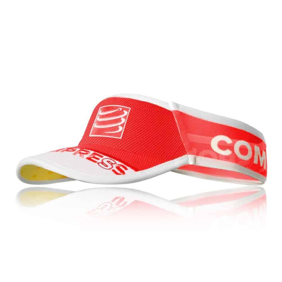 Compressport Visor Ultralight_red