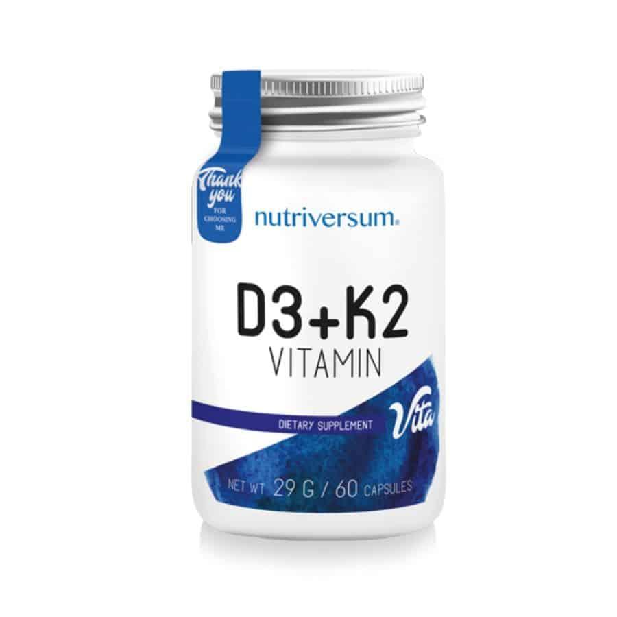 nutriversum vita d3+k2