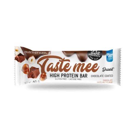 taste mee protein szelet csokibevonattal