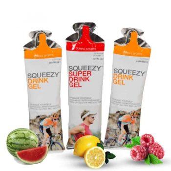 drink gel mix dinnye málna citrom