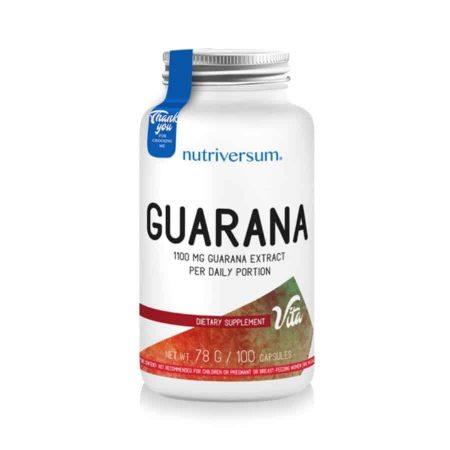 nutriversum guarana