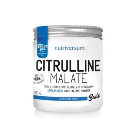 Citrullin_malate_200g nutriversum