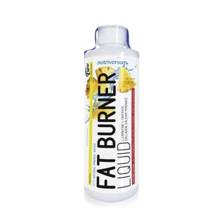 nutriversum fatburner liquid